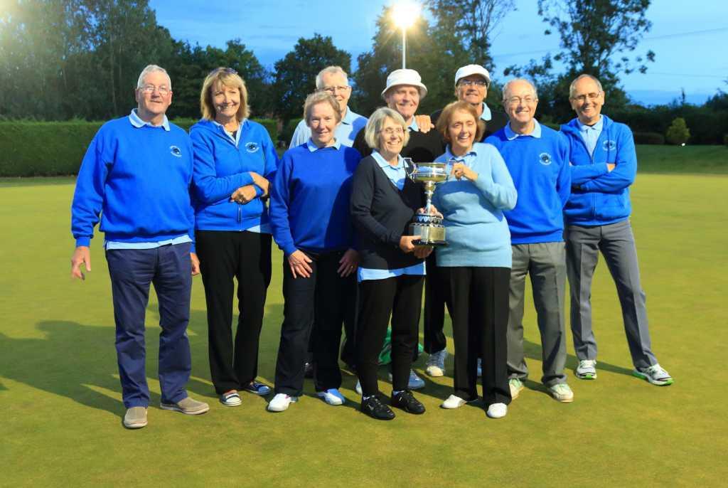 Winners of the Eldridge Cup 2015